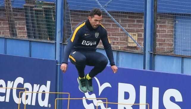 Boca, con Tevez y sin margen de error en la Copa Argentina