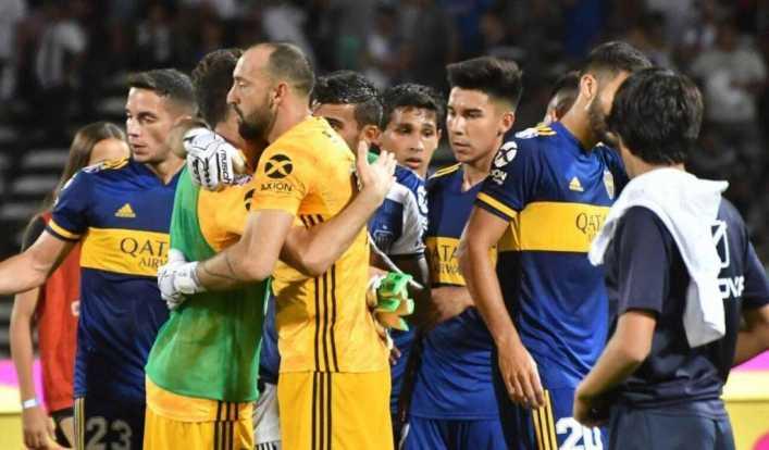 Boca definió quién será el reemplazante de Marcos Díaz