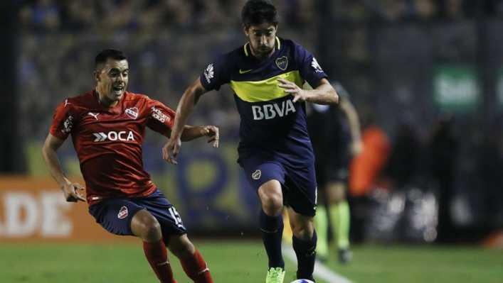 Boca e Independiente, los mejores de 2017