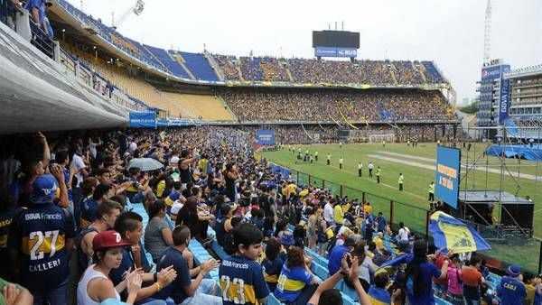 BOCA EL MAS BENEFICIADO POR EL PERDON DE LA CONMEBOL