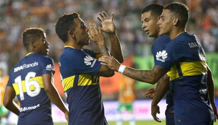 Boca es el top de Argentina