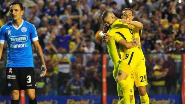 Boca estiró su mejor arranque de la historia en un torneo de liga