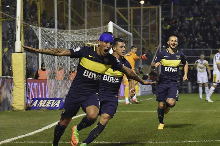 Boca estrena el título argentino con un empate ante Olimpo