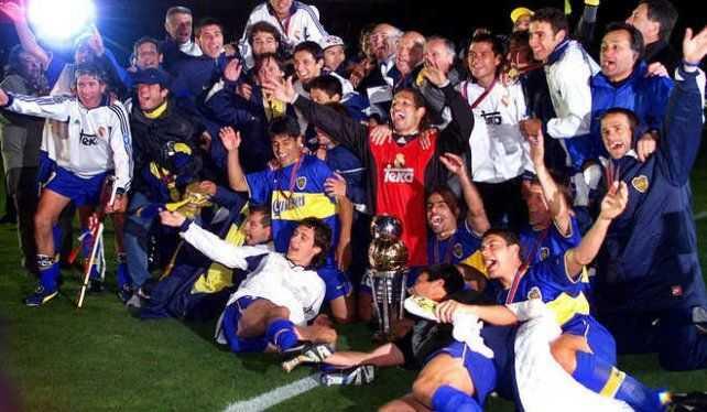 Boca fue el último equipo en ganarle una final al Real Madrid