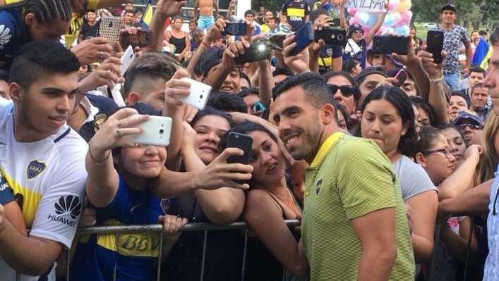 Boca fue recibido en Tucumán y busca olvidarse del Superclásico