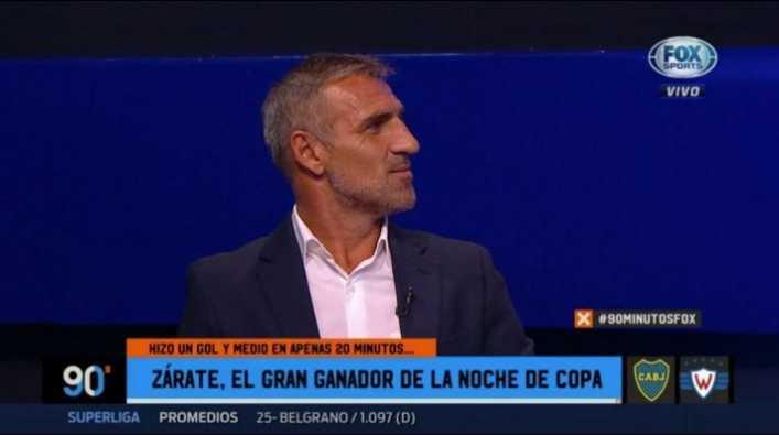 Boca ganó 4-0 y Cascini se animó a decirlo