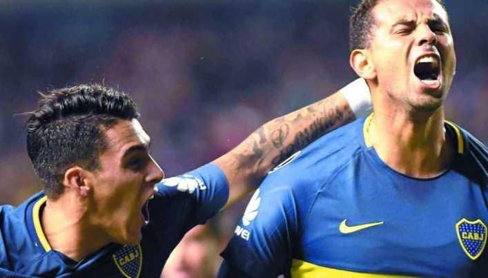 Boca goleó a Alianza Lima y se clasificó a los octavos