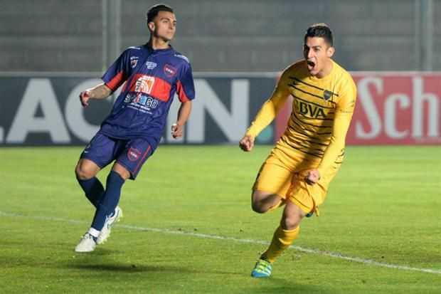 VIDEO: Boca goleó a Güemes de Santiago