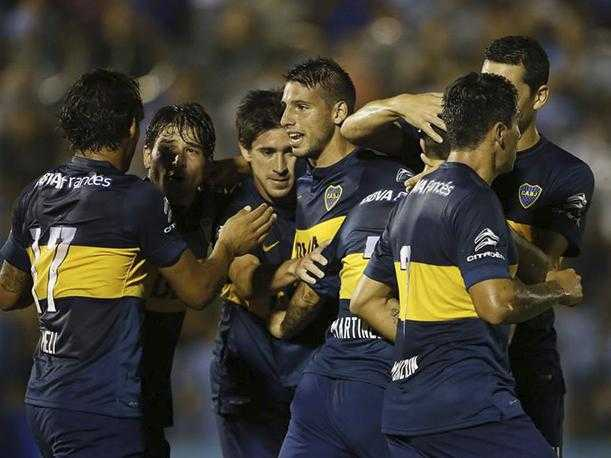 Boca hace pleno de victorias en el inicio de la Primera División