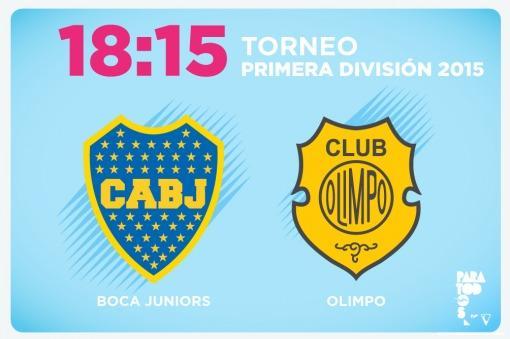 Boca inicia un nuevo sueño en 'La Bombonera' ante Olimpo de Bahía Blanca