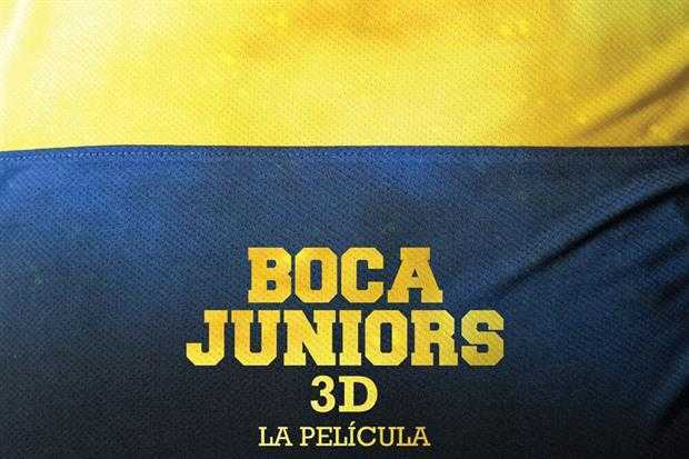 VIDEO: Boca Juniors 3D 2015 completa