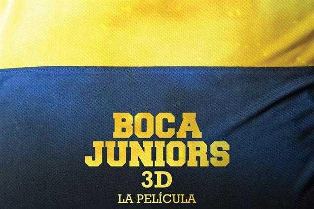 VIDEO: Boca Juniors 3D: curiosidades y anécdotas de la nueva película xeneize