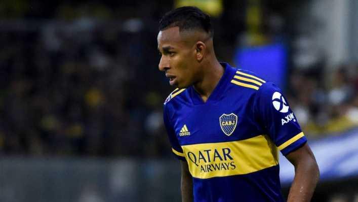 Boca Juniors buscará mejorar el contrato de Sebastián Villa