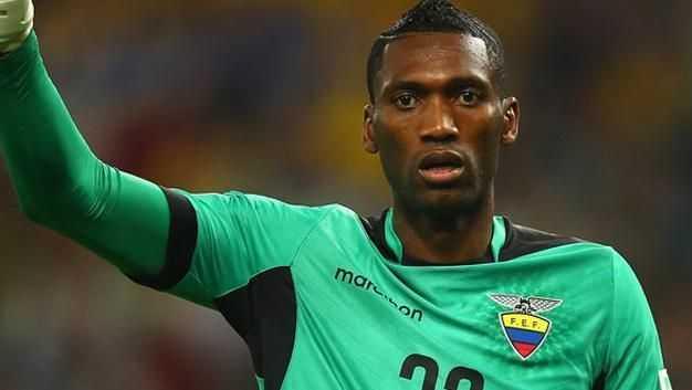 Boca Juniors buscaría a Alexander Domínguez