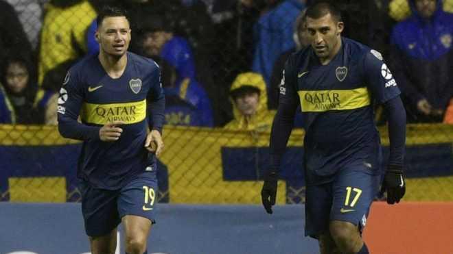 Boca Juniors derrotó a Unión de Santa Fe