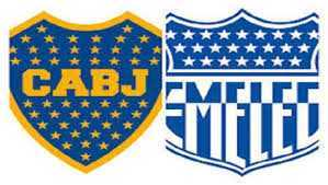 Boca Juniors-Emelec se jugará el sábado 16 de enero