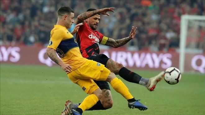 Boca Juniors fue víctima del VAR, pero sale victorioso de Brasil