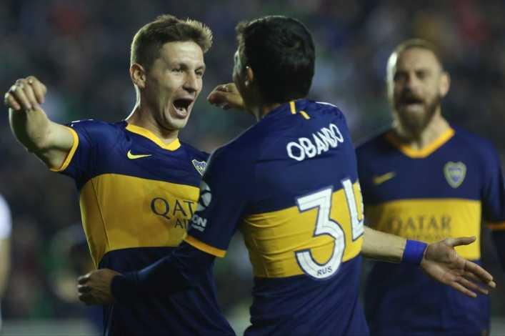 Boca Juniors ganó 1-0 a Banfield por la Superliga Argentina