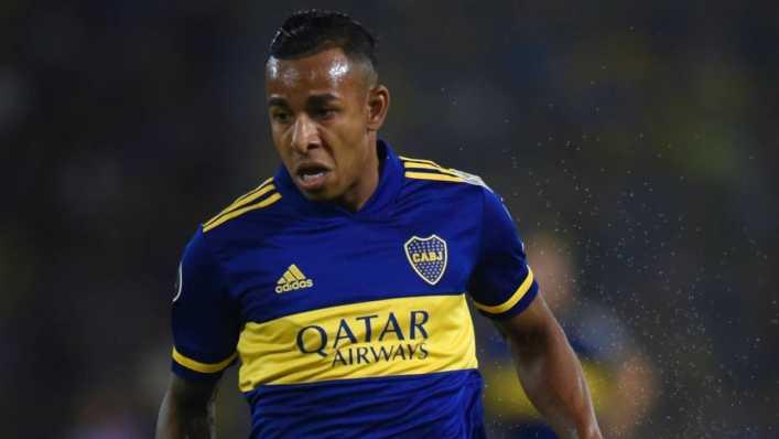 Boca Juniors recibe oferta por Sebastián Villa desde Brasil