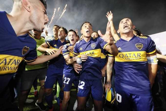 Boca Juniors recibiría el trofeo sin público