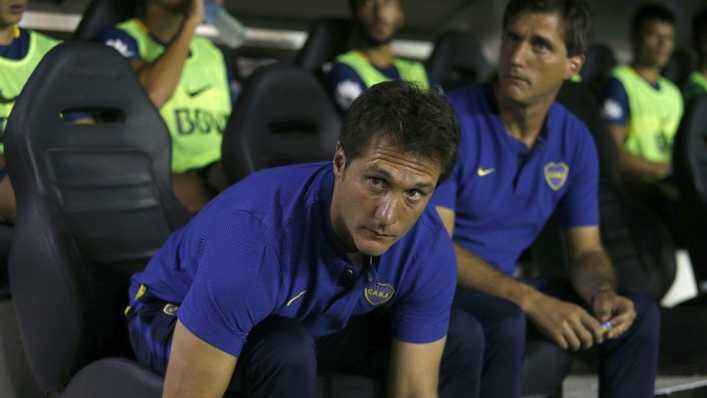 Boca Juniors se desarma de cara al debut de la Libertadores