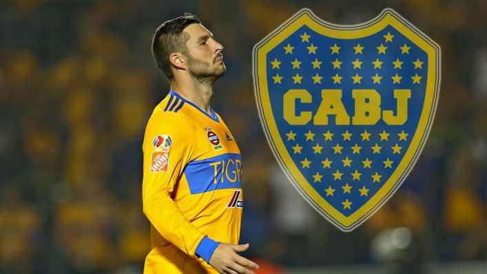 Boca Juniors sí buscará a André-Pierre Gignac
