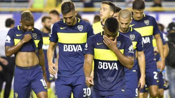 Boca Juniors: Volver al fixture