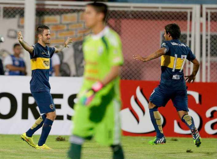 Boca Juniors y Tigres van a octavos de final de Libertadores