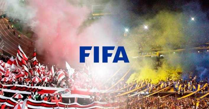 Boca le ganó a River en la FIFA