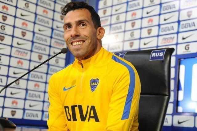 Boca no está dispuesto a invertir tanto dinero por Tevez