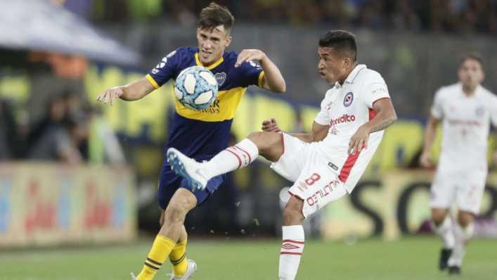 Boca no pudo con un Argentinos ambicioso y siguen en la cima