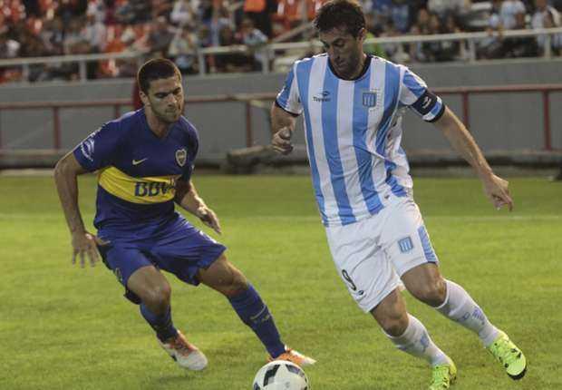 Boca perdió con Racing en Mar del Plata