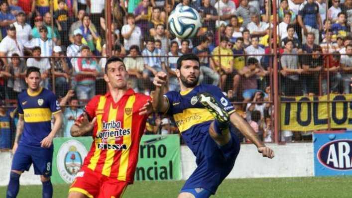 Se notó la ausencia de Riquelme: Boca perdió su primer amistoso de la temporada