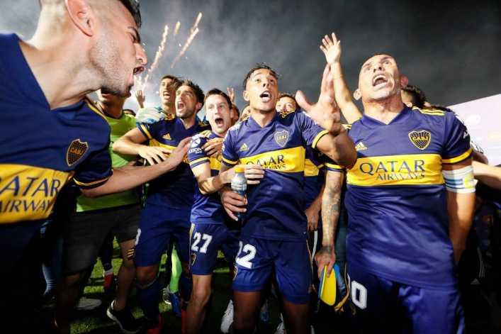 ¿Boca planea un trueque con un club europeo?