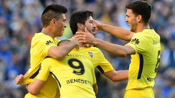 Boca rechazó una oferta millonaria del Ajax por Magallán