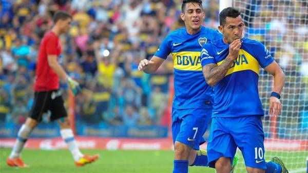 VIDEO: Boca recuperó la sonrisa con una goleada a Rafaela