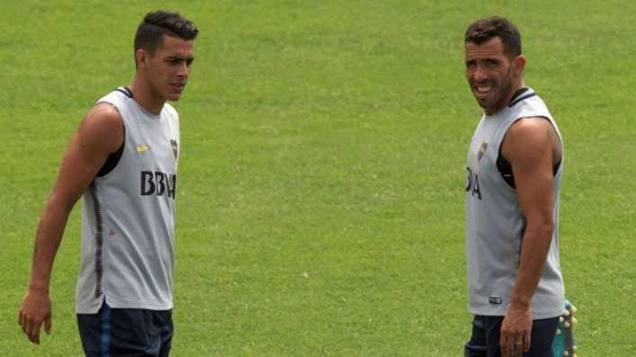 Boca se mide con Aldosivi en el regreso de Carlos Tevez