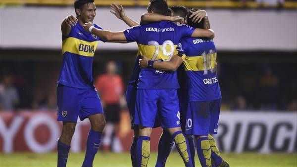 VIDEO: Boca se quedó con su grupo a puro gol