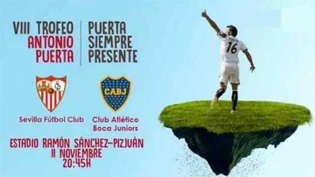 VIDEO: Boca-Sevilla, amistoso internacional