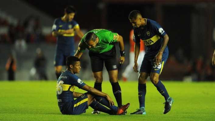 Boca sufre el karma de las lesiones en 2018: el detalle