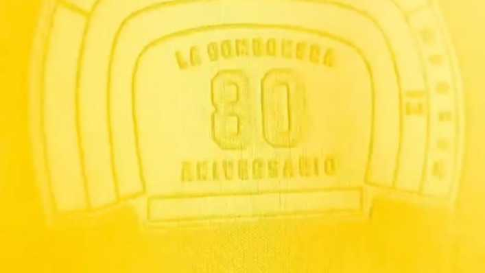 Boca tendrá una camiseta especial en homenaje a La Bombonera