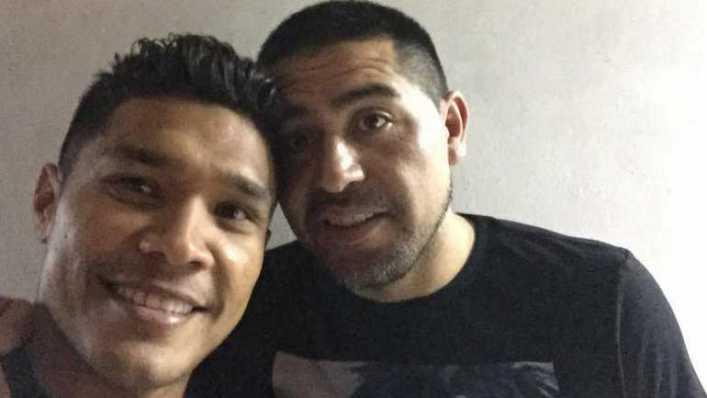 """Para Riquelme, """"Boca tiene mucho por mejorar"""" y """"Teo es el mejor jugador del país"""""""