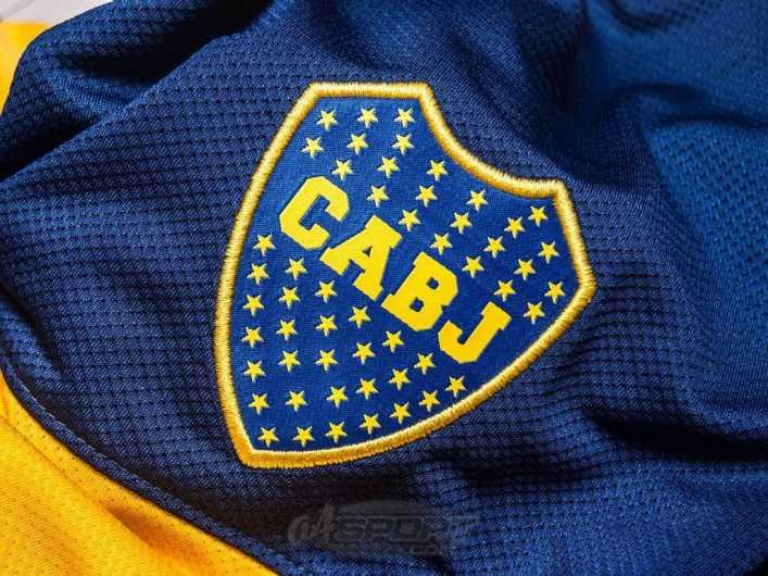 FOTO: Boca utilizará una camiseta especial contra Atlético