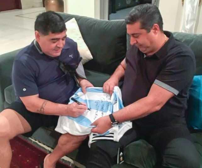 Boca y Maradona preparan una linda sorpresa para los hinchas