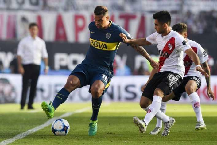 Boca y River se disputan un futbolista que no juega desde septiembre
