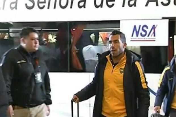 Boca ya desembarcó en Asunción para el duelo por la Copa ante Cerro Porteño