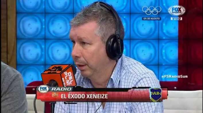 Bomba: Claudio Freire adelantó qué 9 va a comprar Boca