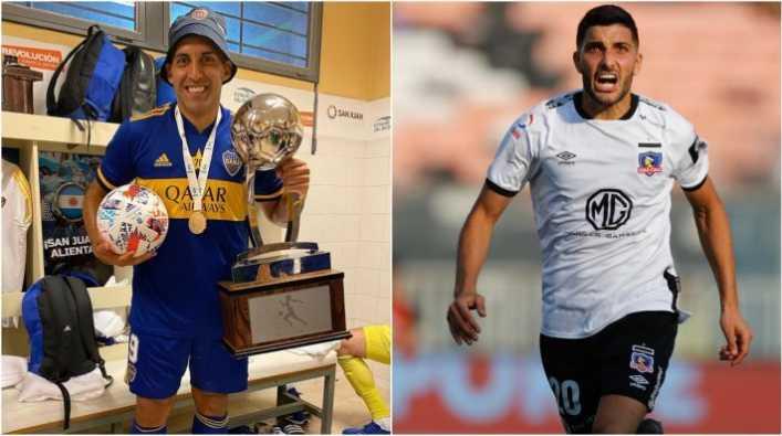 ¡Bombazo! Boca Juniors quiere un trueque con Colo Colo entre Ábila y Nicolás Blandi