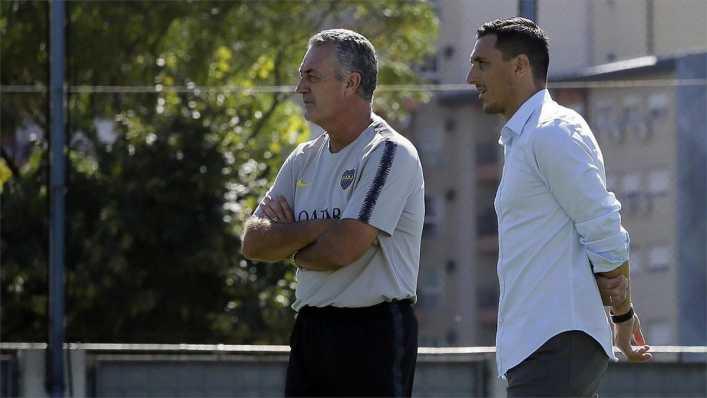 Burdisso habló del presente de Boca Juniors: Hicimos un cambio radical
