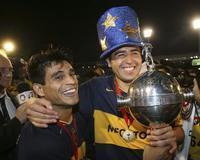 campeon libertadores 2007